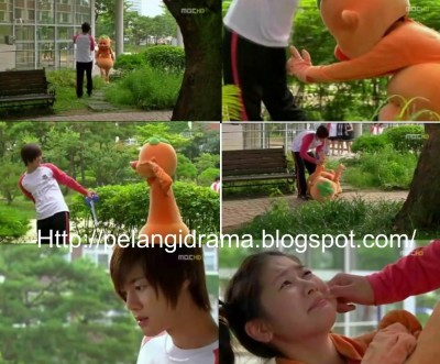 Sinopsis Naughty Kiss Episode 3