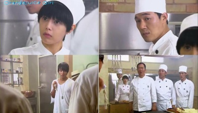 Sinopsis Bread Love and Dream Episode 8