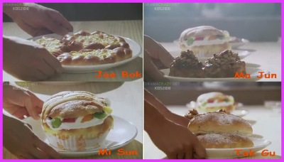 Sinopsis  Bread Love and Dreams  Episode 17