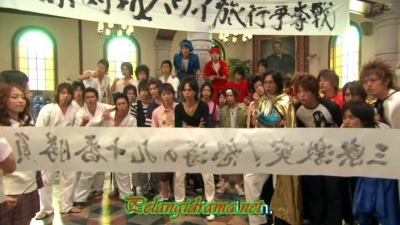 Sinopsis Hana Kimi Episode 11