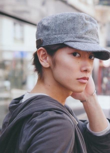 Sato Takeru Pelangi Drama
