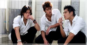 Review t drama the outsider pelangi drama for Drama taiwanais romance